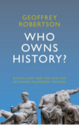 Cover of Who Own's History? Elgin's Loot and the Case for Returning Plundered Treasure