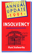 Cover of Blackstone's Annual Update 1991: Insolvency