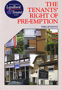 Cover of The Tenant's Right of Pre-Emption
