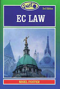 Cover of SWOT: EC Law