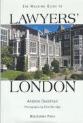 Cover of The Walking Guide to Lawyers' London