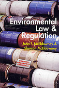 Cover of Environmental Law and Regulation
