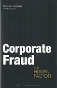 Cover of Corporate Fraud: The Human Factor