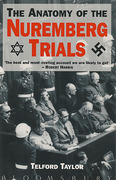 Cover of The Anatomy of the Nuremberg Trials: A Personal