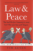 Cover of Law & Peace: The Babybarista Files