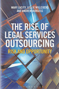 Cover of The Rise of Legal Services Outsourcing: Risk and Opportunity