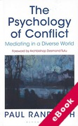 Cover of The Psychology of Conflict: Mediating in a Diverse World (eBook)