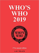 Cover of Who's Who 2019