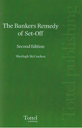 Cover of Banker's Remedy of Set-Off