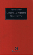 Cover of Norton Rose on Cross-Border Security