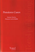 Cover of Pensions Cases