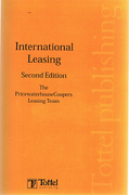 Cover of International Leasing