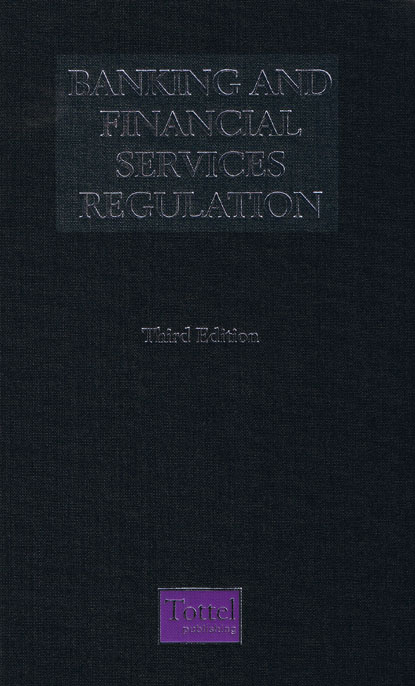 regulation of banking and financial services essay Financial regulation the politics of financial regulation and the regulation of financial politics: a review essay reform efforts need to focus on taming politics.