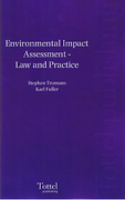 Cover of Environmental Impact Assessment - Law and Practice