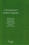 Cover of A Practitioner's Guide to Legacies