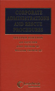 Cover of Corporate Administrations and Rescue Procedures