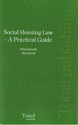 Cover of Social Housing Law: A Practical Guide