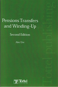 Cover of Tolley's Pensions Transfers and Winding-up