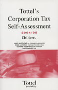 Cover of Tottel's Corporation Tax Self-Assessment 2004 - 2005