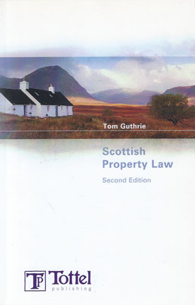 Wildy & Sons Ltd — The World's Legal Bookshop : Scottish Property ...