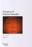 Cover of Tottel's Taxation of Pension Benefits