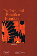 Cover of Professional Practices Handbook