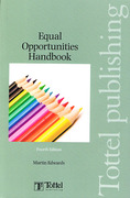 Cover of Equal Opportunities Handbook
