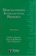 Cover of Merchandising Intellectual Property