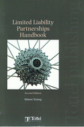 Cover of Limited Liability Partnerships Handbook