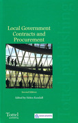 Cover of Local Government Contracts and Procurement