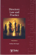 Cover of Directors: Law and Practice