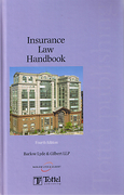 Cover of Insurance Law Handbook