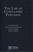 Cover of The Law of Compulsory Purchase