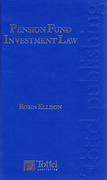 Cover of Pensions Fund Investment Law
