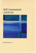 Cover of Self-Assessment 2009/10