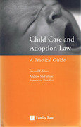 Cover of Child Care and Adoption Law: A Practical Guide