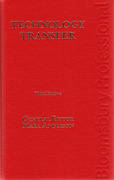 Cover of Technology Transfer: Law and Practice