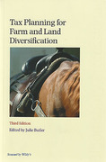 Cover of Tax Planning for Farm and Land Diversification