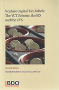 Cover of Venture Capital Tax Reliefs: The VCT Scheme, the EIS and the CVS
