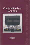 Cover of Confiscation Law Handbook