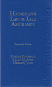 Cover of Houseman's Law of Life Assurance