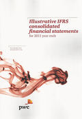 Cover of Illustrative IFRS Corporate Consolidated Financial Statements for 2011 Year Ends