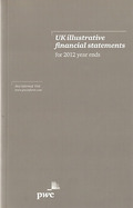Cover of Manual of Accounting: UK Illustrative Financial Statements for 2012 Year Ends
