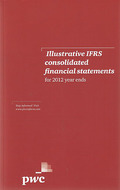 Cover of Illustrative IFRS Corporate Consolidated Financial Statements for 2012 Year Ends