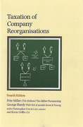 Cover of Taxation of Company Reorganisations
