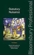 Cover of Statutory Nuisance