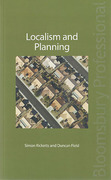 Cover of Localism and Planning