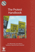 Cover of The Protest Handbook