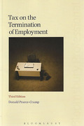 Cover of Tax on the Termination of Employments