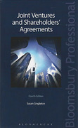 Cover of Joint Ventures and Shareholders' Agreements